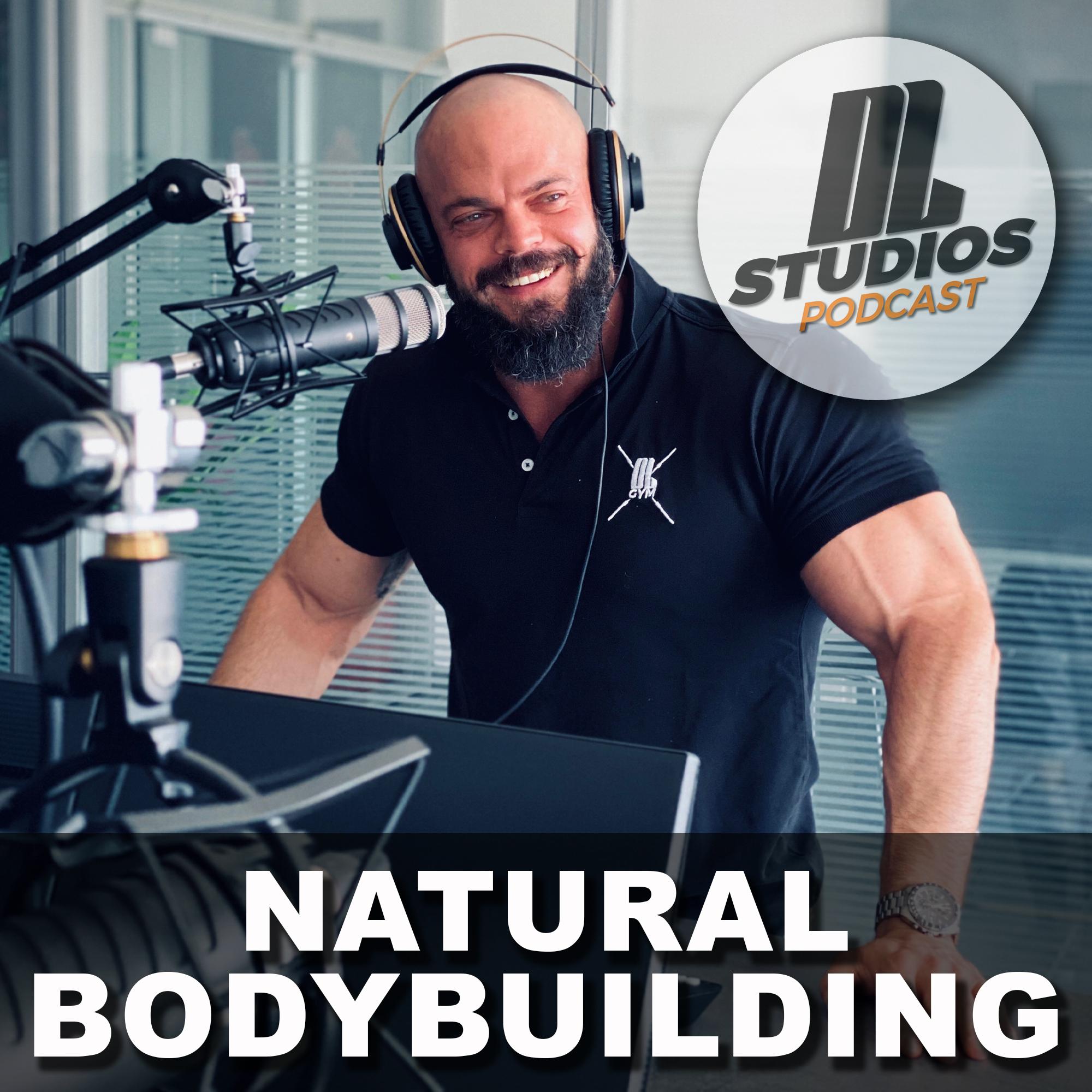 Ex campione Italiano di Natural Bodybuilding al DL Podcast